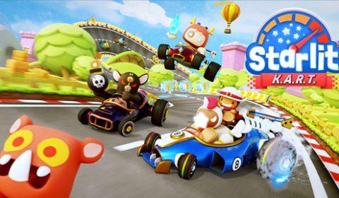 Starlit Kart Racing เกมส์มือถือใหม่แนว Racing พร้อมเปิดให้บริการทั้งระบบ iOS และ Android แล้ววันนี้