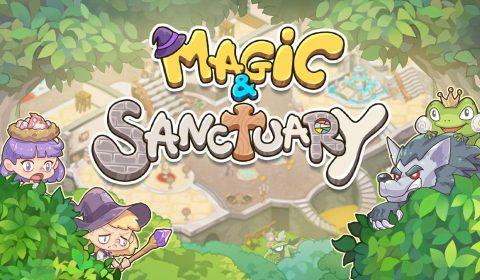 [รีวิวเกมมือถือ] เกมบริหารจัดการโบสถ์ Magic & Sanctuary