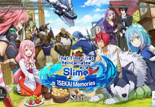(รีวิวเกมมือถือ) SLIME – ISEKAI Memories สไลม์ริมุรุเกมฉบับ Bandai Namco พร้อมเล่นแล้ววันนี้