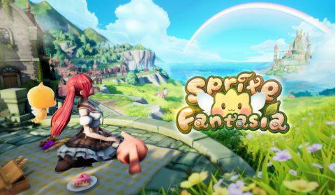 (รีวิวเกมมือถือ) Sprite Fantasia เกม MMORPG น่ารักตัวใหม่จาก X-Legend