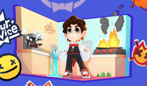 (รีวิวเกม) At Your Service ทำความสะอาดบ้านสุดป่วน CO-OP ก็ได้ เกมดีคนไทยทำ