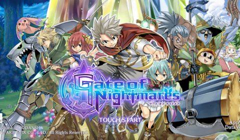 Gate of Nightmares เกมส์มือถือใหม่จาก Square Enix และ ผู้แต่ง Fairy Tail พร้อมเปิดให้บริการในประเทศญี่ปุ่นทั้ง iOS และ Android แล้ววันนี้