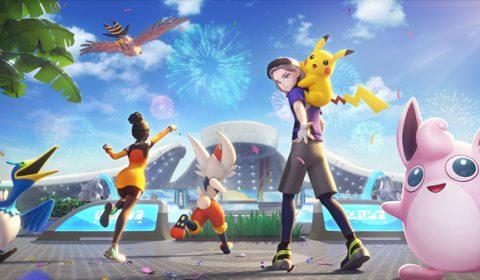 Pokémon Unite มียอดดาวน์โหลดใน Nintendo Switch และมือถือมากกว่า 25 ล้านครั้ง