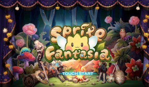 Sprite Fantasia เกมส์มือถือใหม่แนว MMORPG สุดแบ๊วจาก X-Legend พร้อมเปิดให้บริการทั้งระบบ iOS และ Android