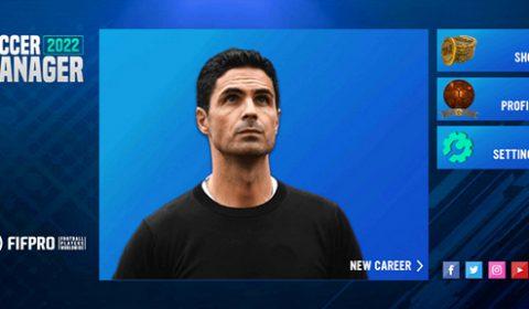 พร้อมเปิดให้บริการ Soccer Manager 2022 เกมส์มือถือคุมทีมฟุตบอล ลิขสิทธิ์ผู้เล่นจาก FIFPRO พร้อมเปิดให้บริการแล้ววันนี้ทั้งระบบ iOS และ Android