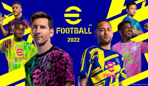 โคนามิ ดิจิตอล เอ็นเตอร์เทนเมนต์ เปิดตัวเกม eFootball อย่างเป็นทางการ