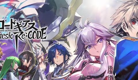 (รีวิวเกมมือถือ) Code Geass Genesic Re;CODE เกมมือถือจากอนิเมะดังเกมแรกพร้อมให้เล่นแล้ว!