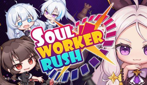 Lion Games ปล่อยตัวอย่างใหม่ SoulWorker RUSH เตรียมติดตามรายละเอียดเพิ่มเติมได้เร็วๆ นี้